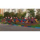 Детский игровой комплекс 3241