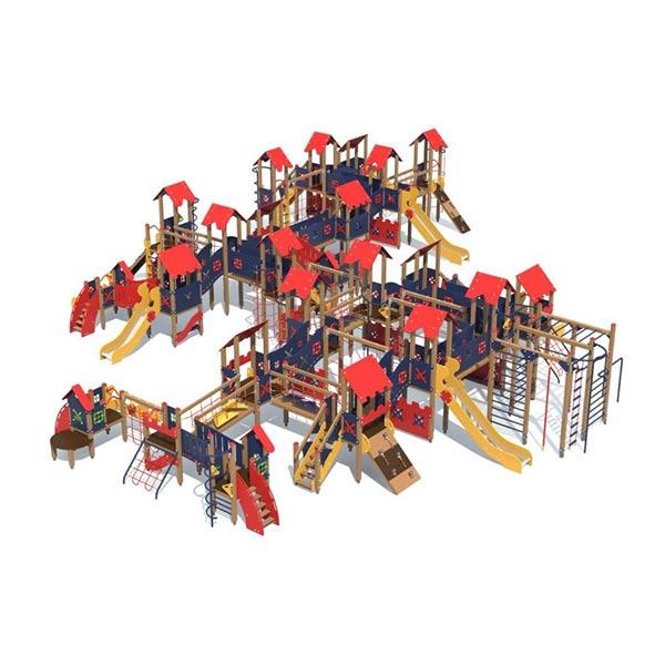 Детский игровой комплекс для улицы 3241