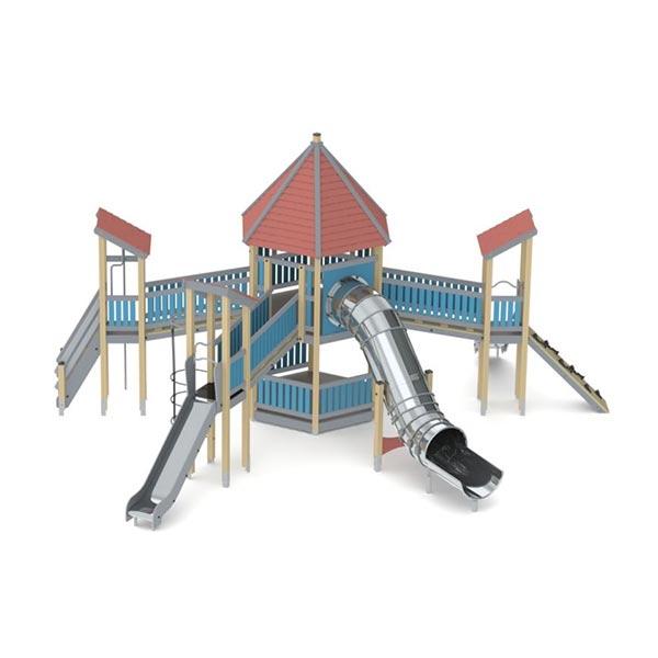 Большой детский игровой комплекс К3401