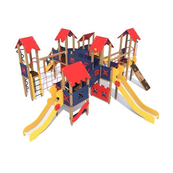 Детский игровой комплекс для улицы 3601