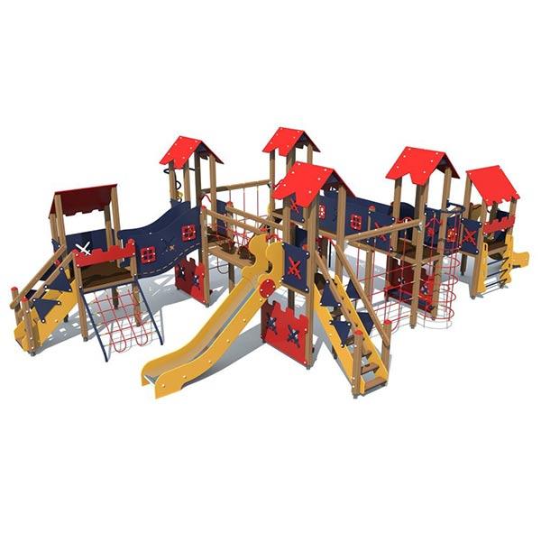 Детский игровой комплекс для улицы 3602