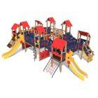 Детский игровой комплекс 3801