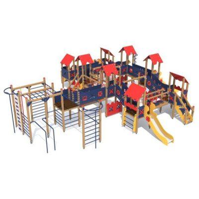 Детский игровой комплекс 3901