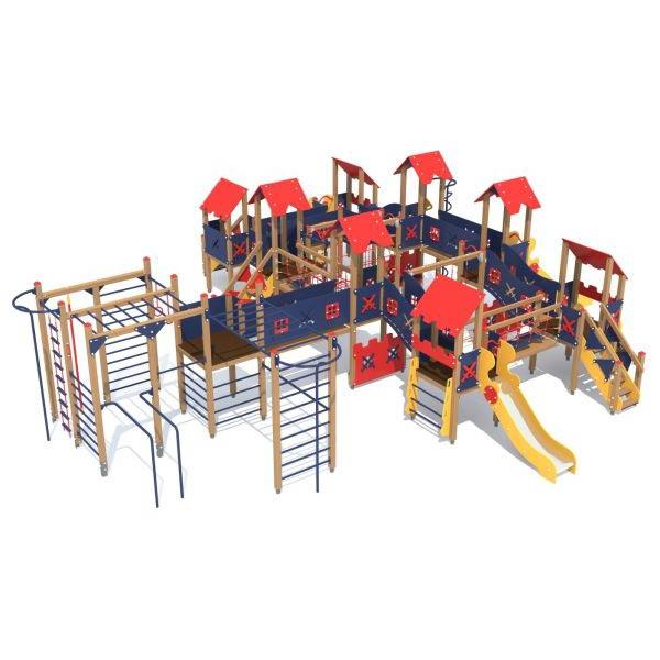 Детский игровой комплекс для улицы 3901