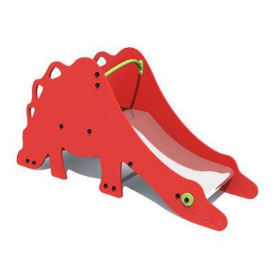 Горка для детской площадки 5205 Стегозавр