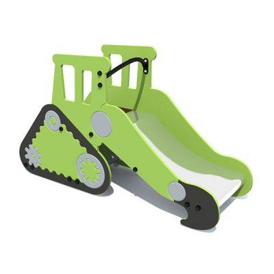 Горка для детской площадки 5209 Трактор