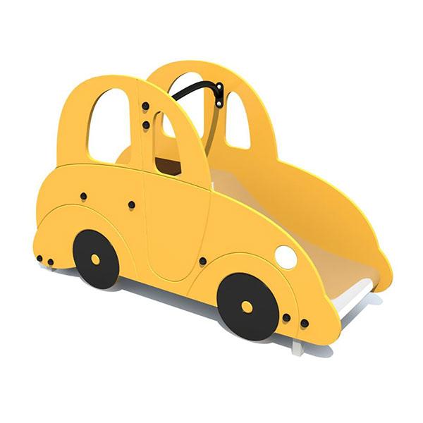 Детская горка для площадки 5211 Машинка