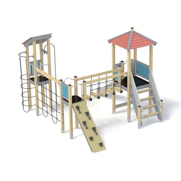 Детский игровой комплекс для улицы К1302
