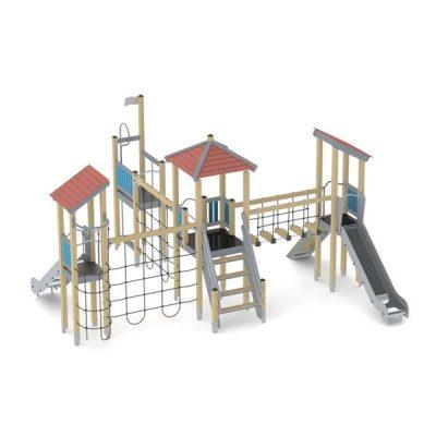 Детский игровой комплекс К1402