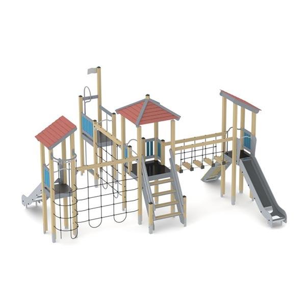 Детский игровой комплекс для улицы К1402