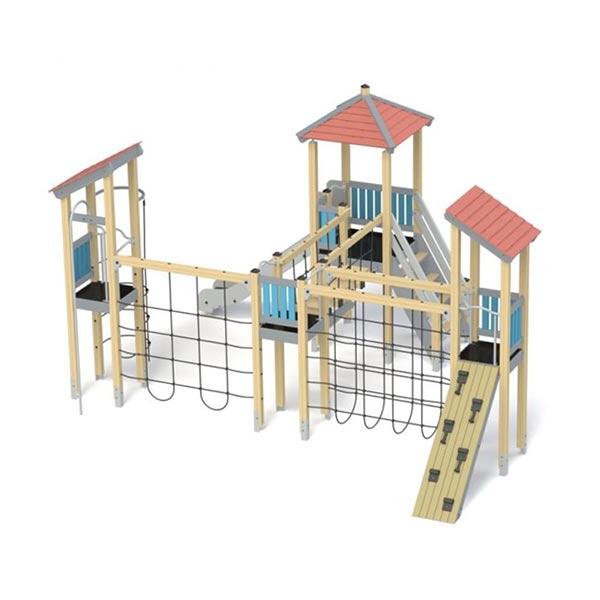Детский игровой комплекс для улицы К1404