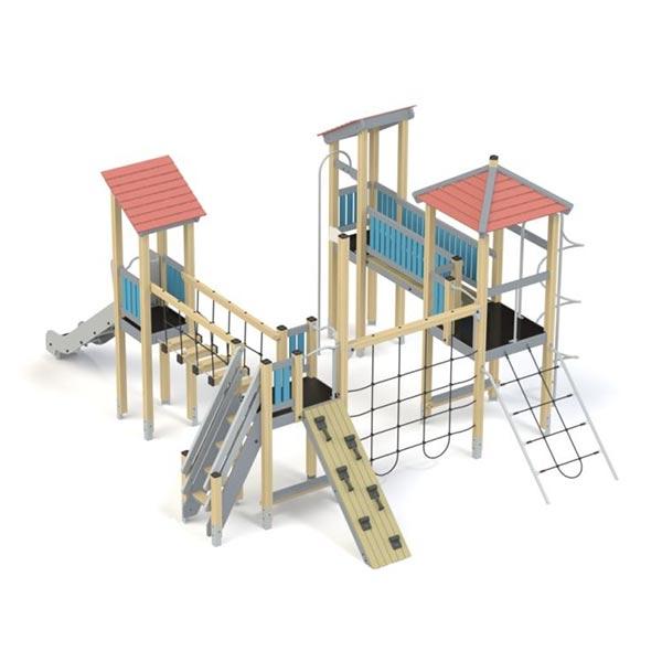 Детский игровой комплекс для улицы К2401