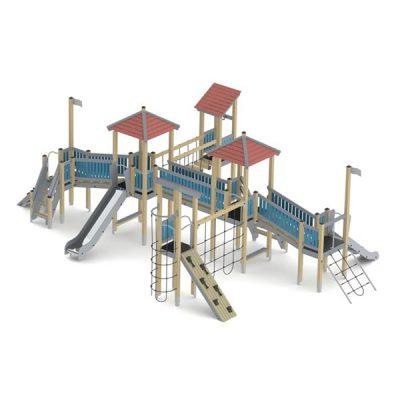 Детский игровой комплекс К2601