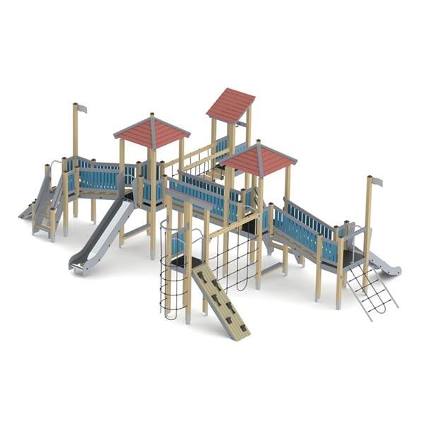 Большой детский игровой комплекс К2601