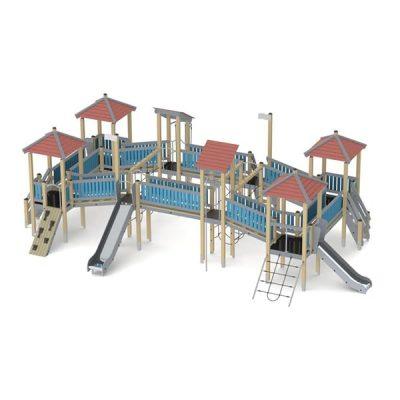 Детский игровой комплекс К2801