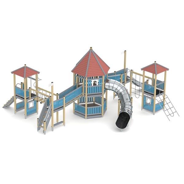 Большой детский игровой комплекс К3501