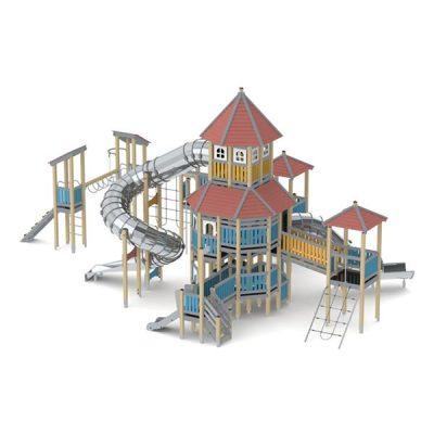 Детский игровой комплекс К3801