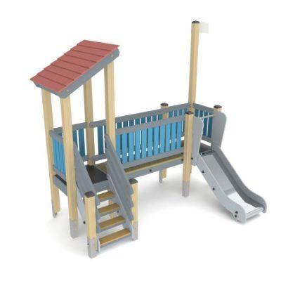 Горка для детской площадки К4206
