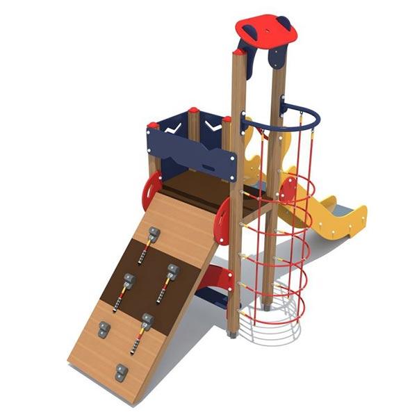 Детский игровой комплекс для улицы 1113