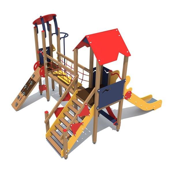 Детский игровой комплекс для улицы 1204