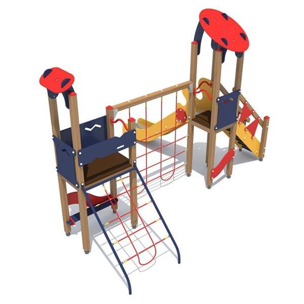 Детский игровой комплекс для улицы 1208