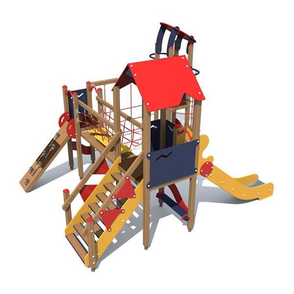 Детский игровой комплекс для улицы 1302
